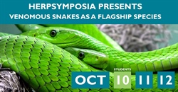 Venomous snakes as flagship species